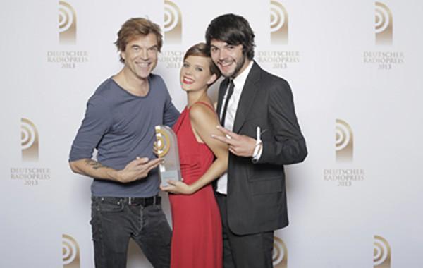 RTL-Radioportfolio räumt beim Deutschen Radiopreis ab