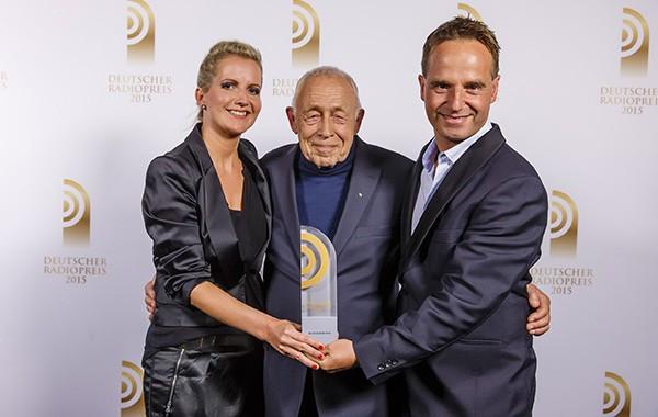 Deutscher Radiopreis für 105'5 Spreeradio