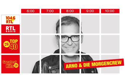 Musik selbst wählen – Arno & die Morgencrew – hoch 3!